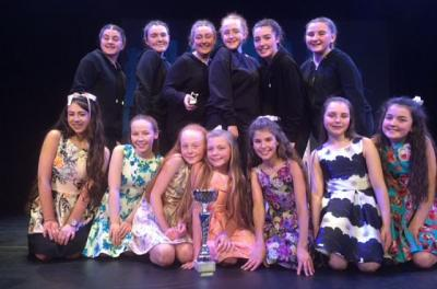 Now Festival Win for Drama Students!