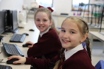 Warm Welcome for Christ the King Pupils