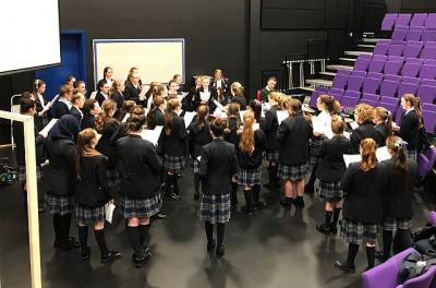 Catholic Choir Competition