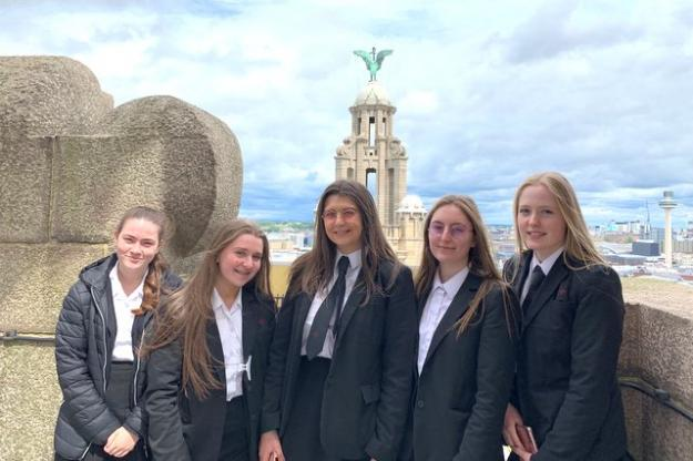 Sixth Formers take studying Tourism to a new level!
