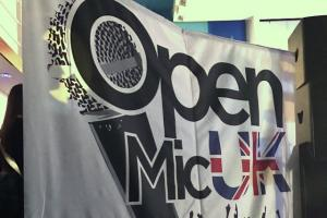 Singers Triumph at Open Mic UK