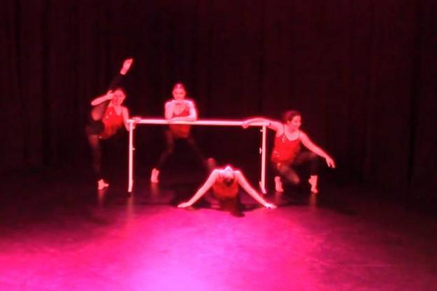 Dancers Dazzle in Advanced Showcase