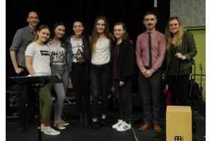 Year 12 Give A Great Performance