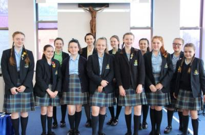 Year 8 Celebrate Women's History Month