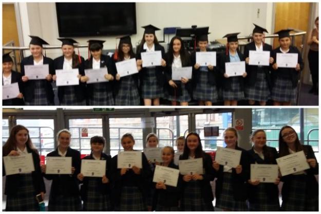 Brilliant Club Graduates!