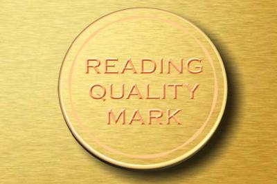 Reading Quality Earns Gold!
