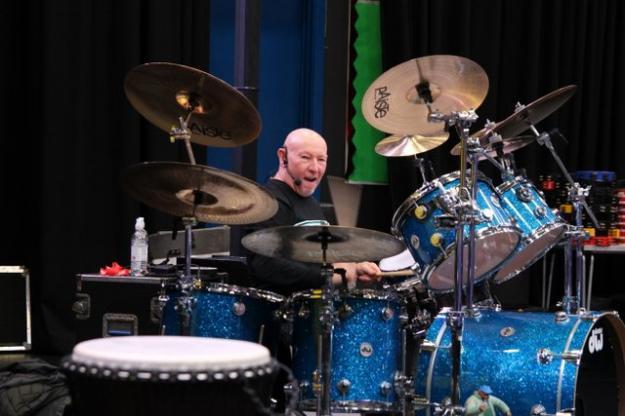 Drum Workshop With Jeff Rich