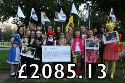 Children in Need 2010!