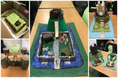 Year 7 Historians Model The Past