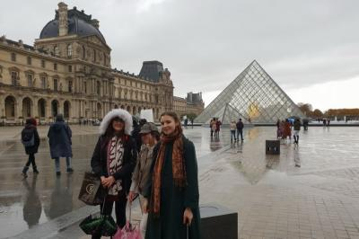 Year 13 French Students Experience Paris