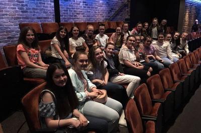 Drama Company Visit the Everyman