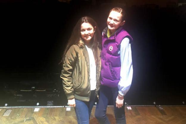 Students Enjoy 'Billy Elliot'