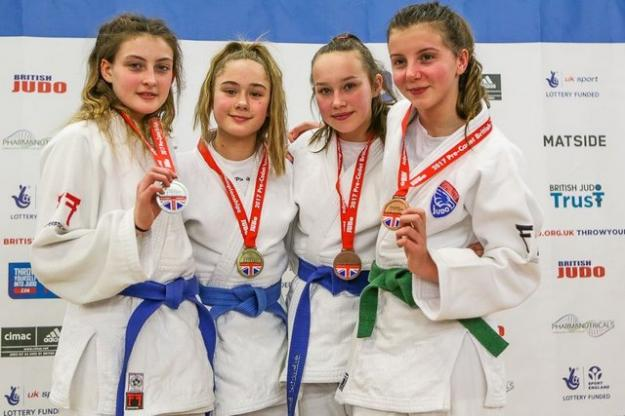 Ellie Secures Third British Championship