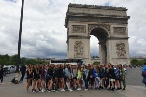 Students Return From Exploring Paris