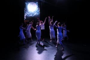 BTEC Dancers Perform Swan Lake
