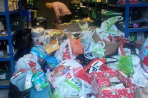 170 Bags Gratefully Received by Hope+ Foodbank