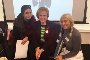 Students Meet Holocaust Survivor