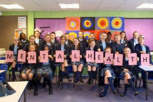 Mental Health Assembly from Year 8