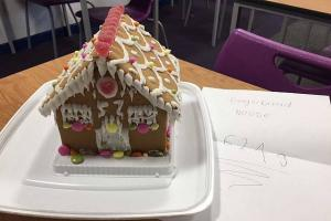 Cake Sale Raises Over £100