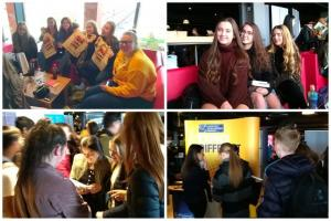 Year 13 Student Visit UCAS Fayre