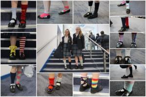 Odd Socks for Antibullying Week