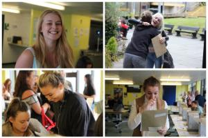 Academic success continues at St. Julie's Sixth Form