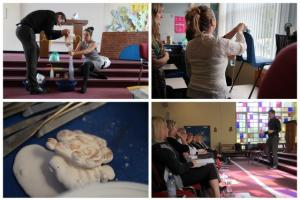St. Julie's Hosts Science Teaching Workshop