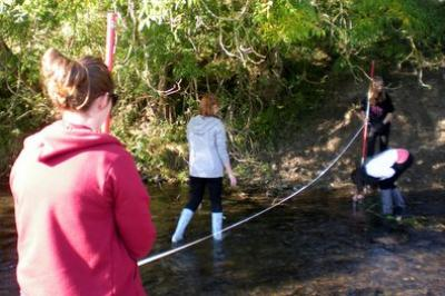 Geography Field Trip to River Alyn