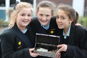 Year 8 Students Raise Funds for Alder Hey