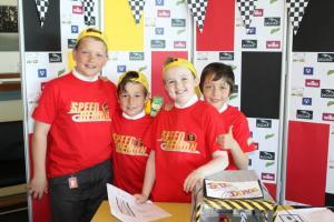 Primary F1 Challenge Regional Final!