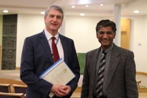 Scholars' Programme Launches