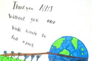 Thank You NHS!