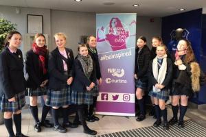 Students Meet Inspiring Women