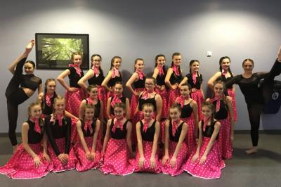Dancers Dazzle at MDI Showcase!