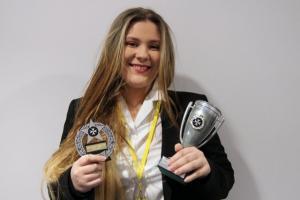 Citizenship Award for Olivia Otten