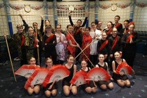 Performing Arts Students Bring In The New Year