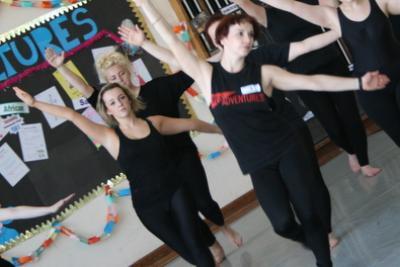 Dance Club Returns!