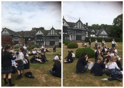 Humanities Field Trip To Speke Hall