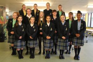 Welcoming our new School Councils at St. Julie's Catholic High School