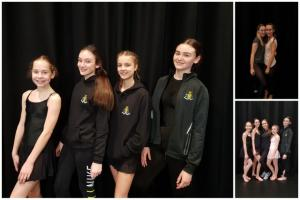 Year 11 Choreographers Test Their Talents