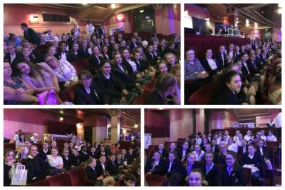 Year 7 Get Theatrical!