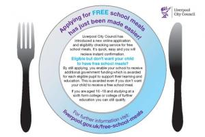 City Council Launches On Line Free School Meal Assessment
