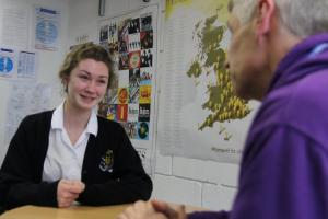 Year 12 Student Makes A Difference