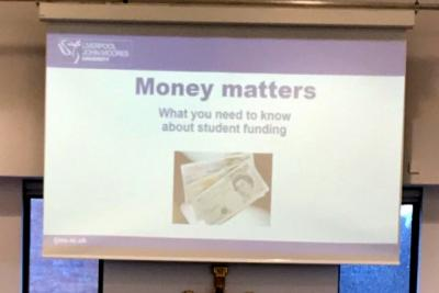 Money Matters to Year 13!