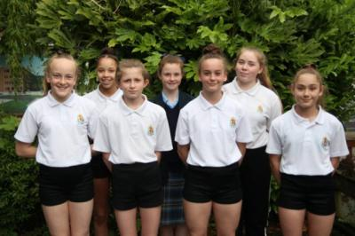 English Schools Athletics Victory