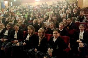 Curtain Up for Year 7