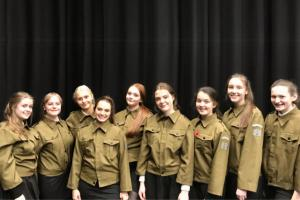Drama Students Explore Remembrance