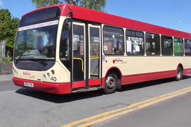 615 Bus Service