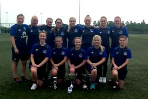 A Clean Sweep for BTEC Footballers