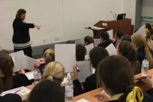 Year 11 Scientists Try University Education